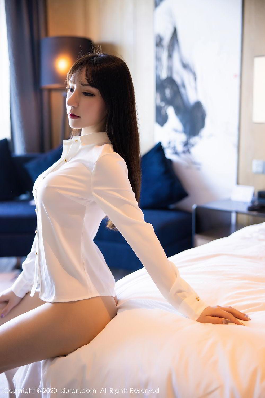 [XiuRen] Vol.2524 Zhou Yu Xi 3P, Tall, Underwear, Xiuren, Zhou Yu Xi