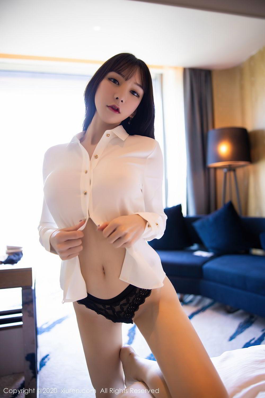 [XiuRen] Vol.2524 Zhou Yu Xi 4P, Tall, Underwear, Xiuren, Zhou Yu Xi