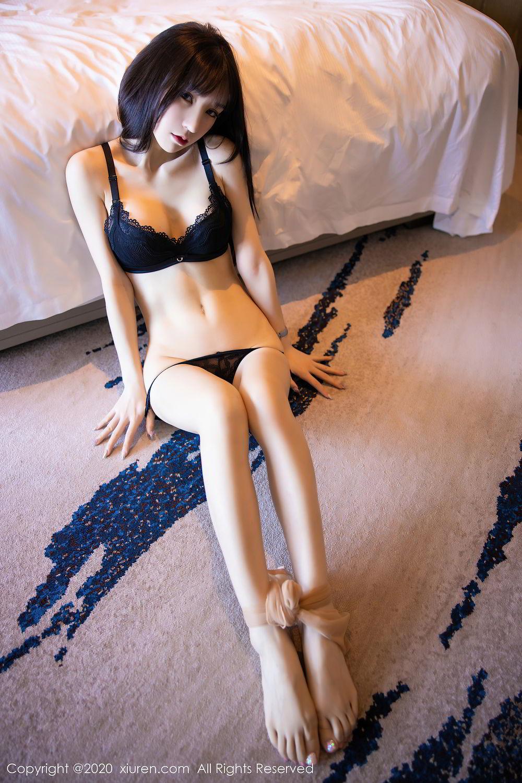 [XiuRen] Vol.2524 Zhou Yu Xi 53P, Tall, Underwear, Xiuren, Zhou Yu Xi