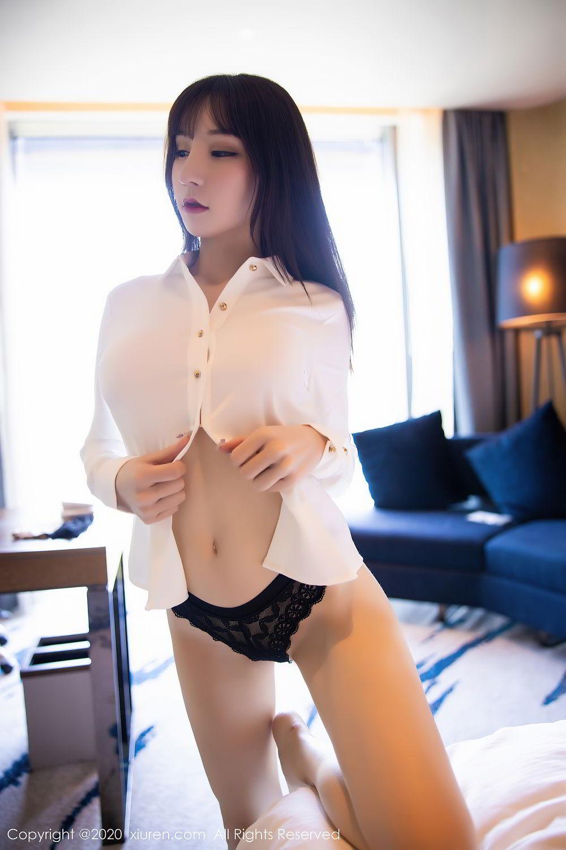 [XiuRen] Vol.2524 Zhou Yu Xi 5P, Tall, Underwear, Xiuren, Zhou Yu Xi