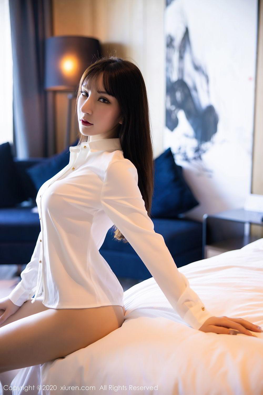 [XiuRen] Vol.2524 Zhou Yu Xi 61P, Tall, Underwear, Xiuren, Zhou Yu Xi