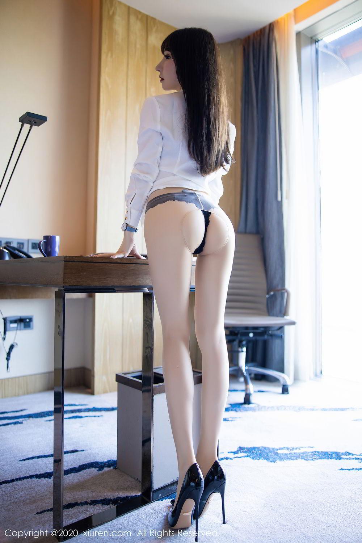 [XiuRen] Vol.2524 Zhou Yu Xi 9P, Tall, Underwear, Xiuren, Zhou Yu Xi