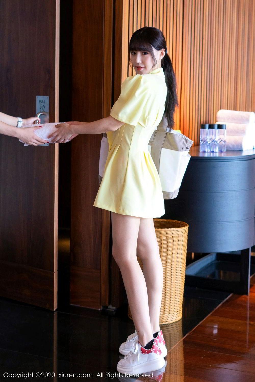 [XiuRen] Vol.2527 Two beauties fitness 72P, Egg Younisi, Sisters, Xiuren, Zhu Ke Er