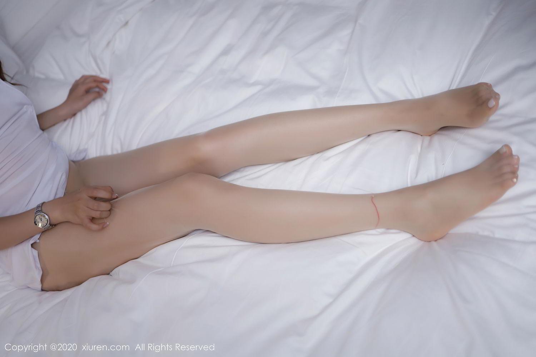 [XiuRen] Vol.2530 Zhi Zhi Booty 42P, Chen Zhi, Nurse, Uniform, Xiuren