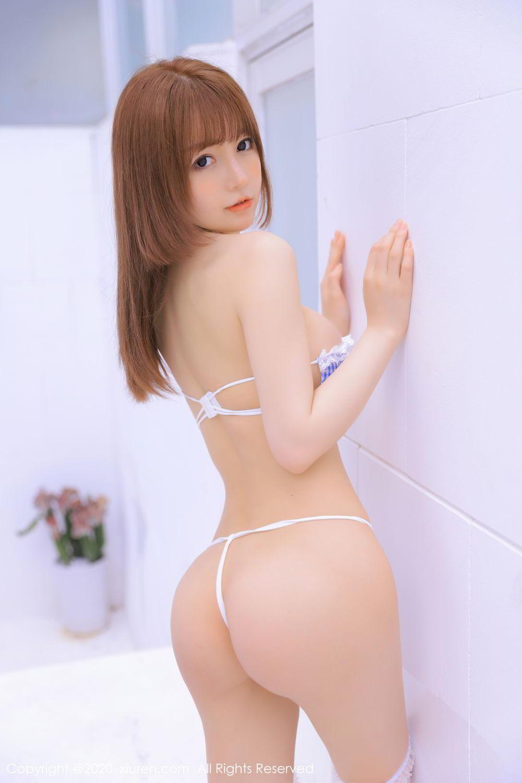 [XiuRen] Vol.2531 UU Jiang 49P, Baby Face Big Boobs, Bikini, Swim Pool, UU Jiang, Xiuren