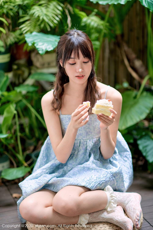 [XiuRen] Vol.2533 You Qi 106P, Pretty, Pure, Xiuren, You Qi
