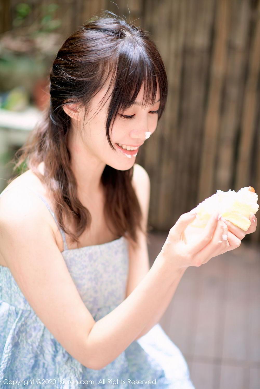 [XiuRen] Vol.2533 You Qi 110P, Pretty, Pure, Xiuren, You Qi