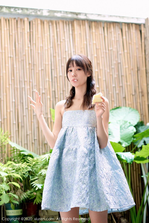 [XiuRen] Vol.2533 You Qi 114P, Pretty, Pure, Xiuren, You Qi