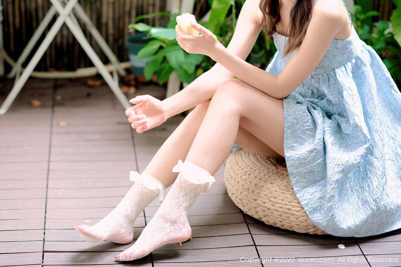 [XiuRen] Vol.2533 You Qi 14P, Pretty, Pure, Xiuren, You Qi