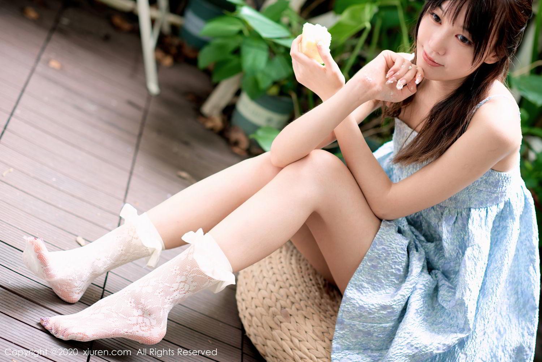 [XiuRen] Vol.2533 You Qi 15P, Pretty, Pure, Xiuren, You Qi