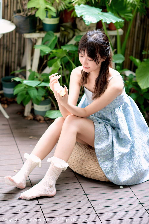 [XiuRen] Vol.2533 You Qi 18P, Pretty, Pure, Xiuren, You Qi