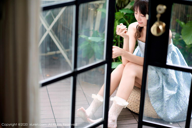 [XiuRen] Vol.2533 You Qi 21P, Pretty, Pure, Xiuren, You Qi