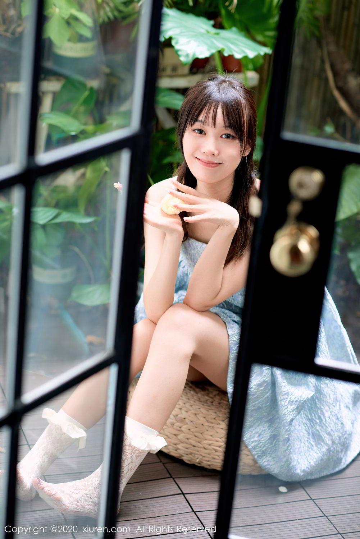 [XiuRen] Vol.2533 You Qi 22P, Pretty, Pure, Xiuren, You Qi