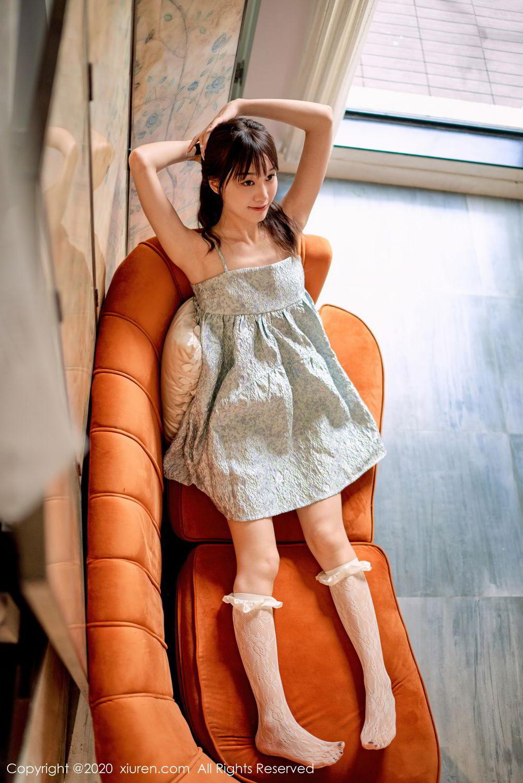 [XiuRen] Vol.2533 You Qi 23P, Pretty, Pure, Xiuren, You Qi