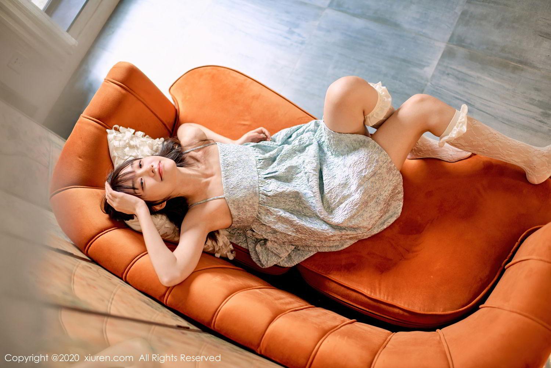 [XiuRen] Vol.2533 You Qi 2P, Pretty, Pure, Xiuren, You Qi