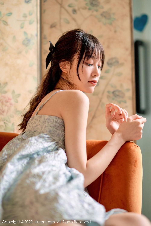 [XiuRen] Vol.2533 You Qi 32P, Pretty, Pure, Xiuren, You Qi