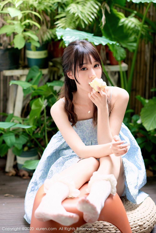 [XiuRen] Vol.2533 You Qi 42P, Pretty, Pure, Xiuren, You Qi