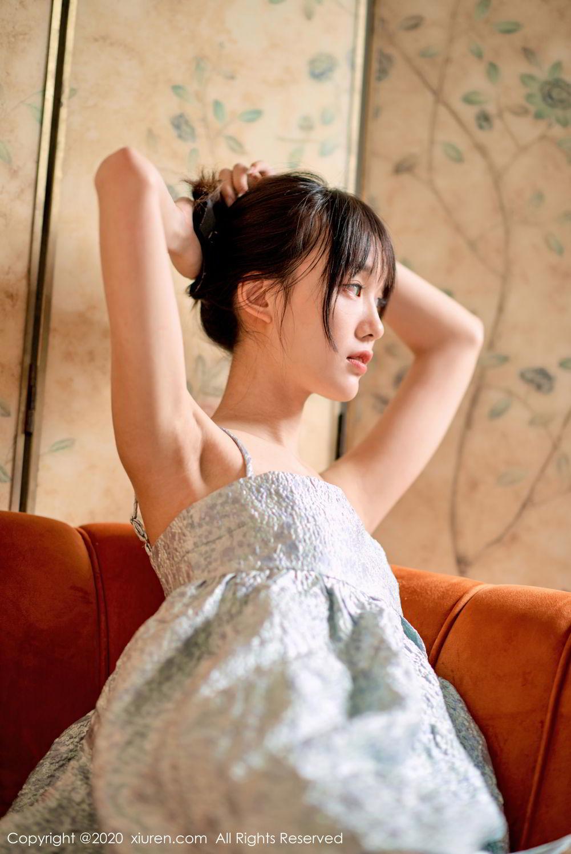 [XiuRen] Vol.2533 You Qi 64P, Pretty, Pure, Xiuren, You Qi