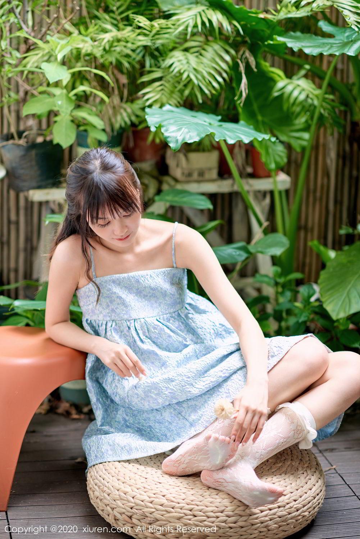 [XiuRen] Vol.2533 You Qi 68P, Pretty, Pure, Xiuren, You Qi