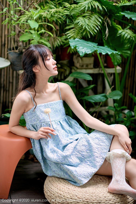 [XiuRen] Vol.2533 You Qi 69P, Pretty, Pure, Xiuren, You Qi