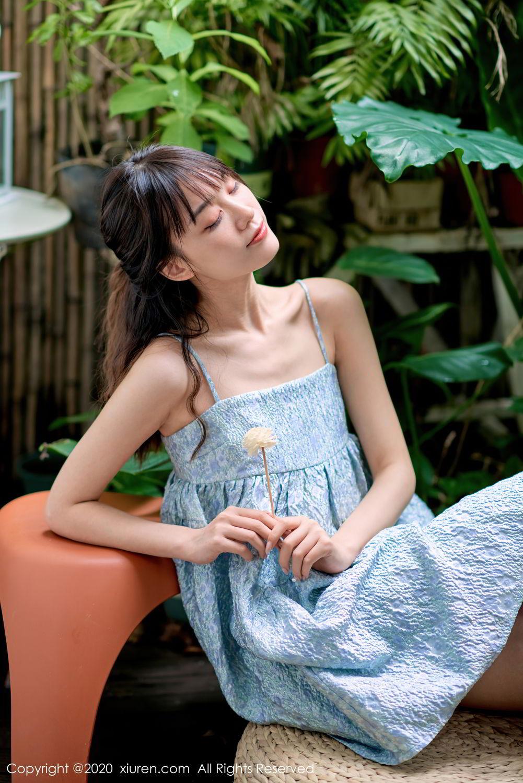 [XiuRen] Vol.2533 You Qi 70P, Pretty, Pure, Xiuren, You Qi