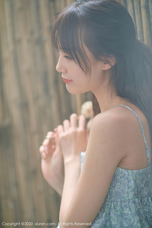 [XiuRen] Vol.2533 You Qi 90P, Pretty, Pure, Xiuren, You Qi