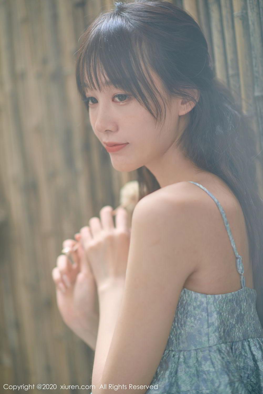 [XiuRen] Vol.2533 You Qi 91P, Pretty, Pure, Xiuren, You Qi