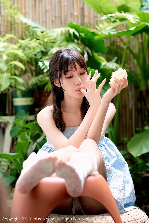 [XiuRen] Vol.2533 You Qi 9P, Pretty, Pure, Xiuren, You Qi