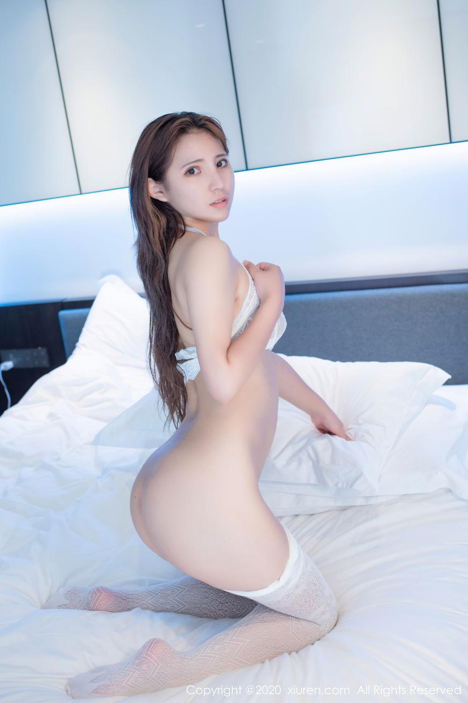 [XiuRen] Vol.2542 Jiu Jiu Aimee 28P, Black Silk, Jiu Jiu Aimee, Underwear, Xiuren
