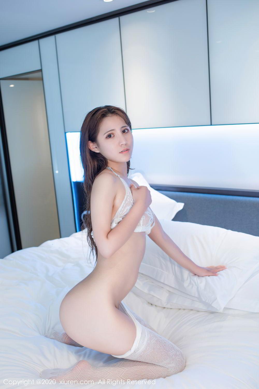 [XiuRen] Vol.2542 Jiu Jiu Aimee 29P, Black Silk, Jiu Jiu Aimee, Underwear, Xiuren