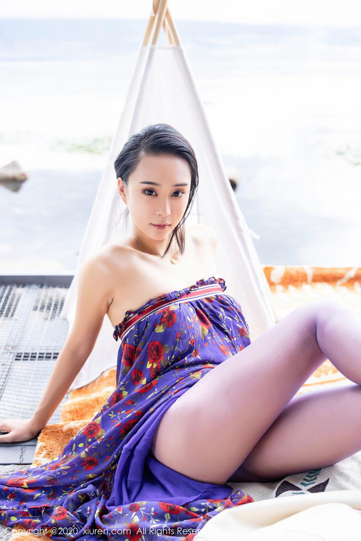 [XiuRen] Vol.2544 Lan Xia 16P, Liu Yi Lei, Xiuren