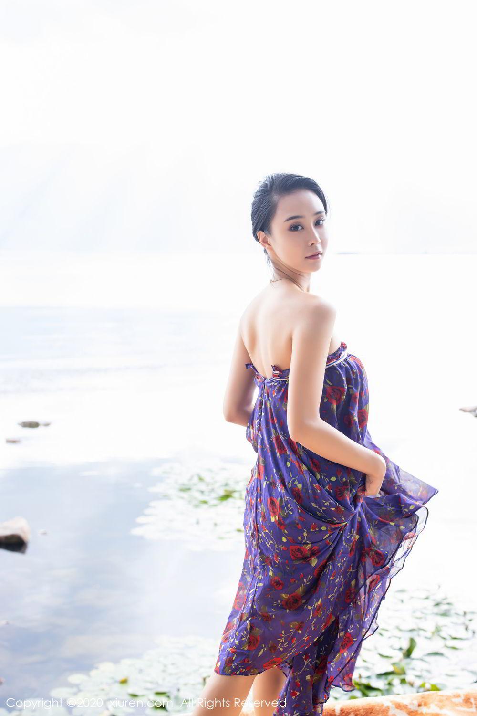 [XiuRen] Vol.2544 Lan Xia 32P, Liu Yi Lei, Xiuren
