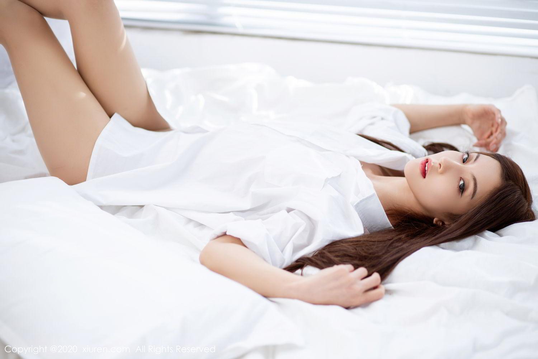 [XiuRen] Vol.2545 Lin Wen Wen 17P, Lin Wen Wen, Underwear, Xiuren