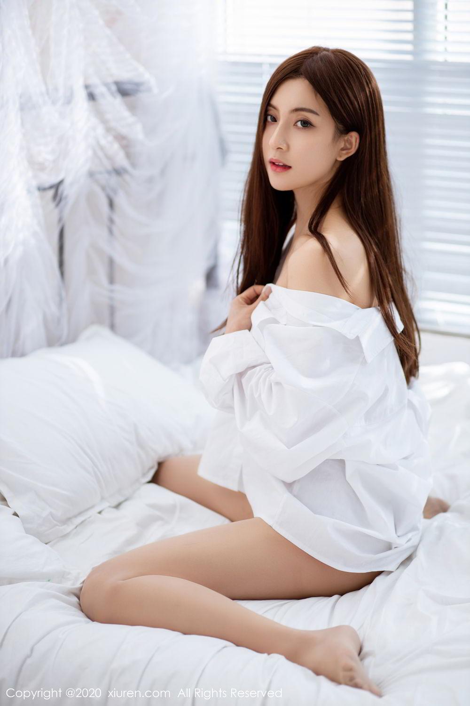 [XiuRen] Vol.2545 Lin Wen Wen 21P, Lin Wen Wen, Underwear, Xiuren