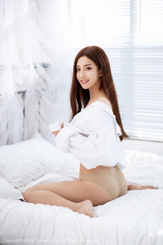 [XiuRen] Vol.2545 Lin Wen Wen 34P, Lin Wen Wen, Underwear, Xiuren