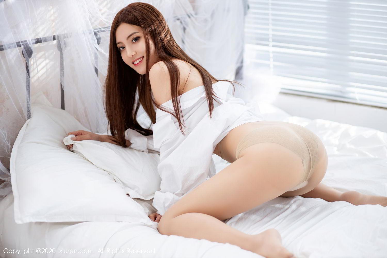 [XiuRen] Vol.2545 Lin Wen Wen 36P, Lin Wen Wen, Underwear, Xiuren