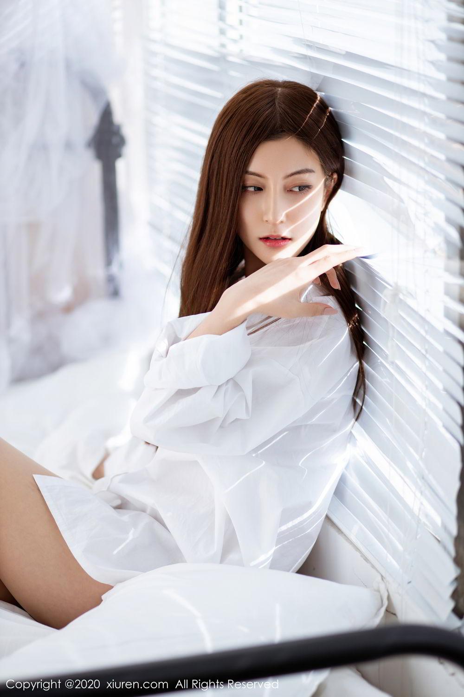 [XiuRen] Vol.2545 Lin Wen Wen 3P, Lin Wen Wen, Underwear, Xiuren