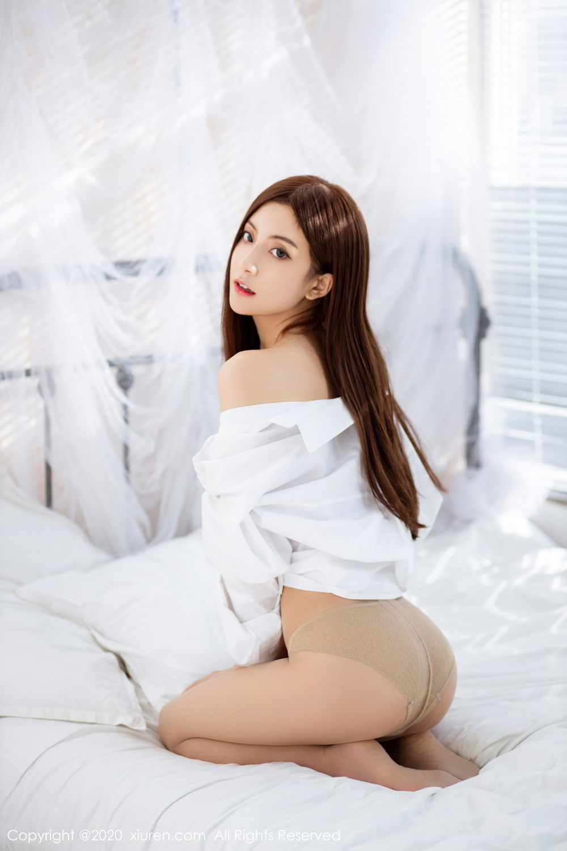 [XiuRen] Vol.2545 Lin Wen Wen 40P, Lin Wen Wen, Underwear, Xiuren