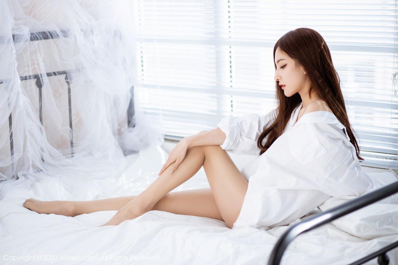 [XiuRen] Vol.2545 Lin Wen Wen 44P, Lin Wen Wen, Underwear, Xiuren