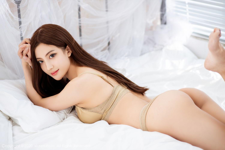 [XiuRen] Vol.2545 Lin Wen Wen 45P, Lin Wen Wen, Underwear, Xiuren