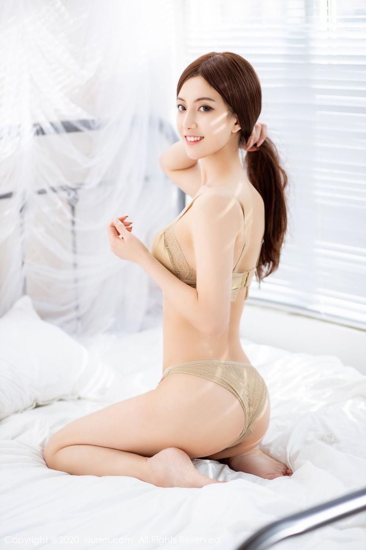 [XiuRen] Vol.2545 Lin Wen Wen 48P, Lin Wen Wen, Underwear, Xiuren
