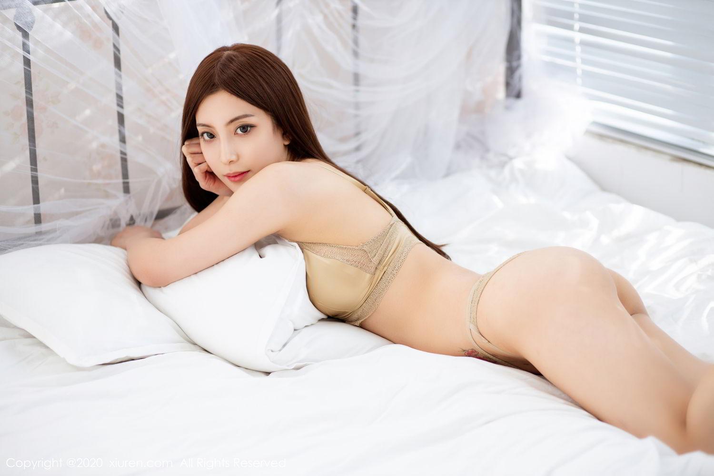 [XiuRen] Vol.2545 Lin Wen Wen 49P, Lin Wen Wen, Underwear, Xiuren
