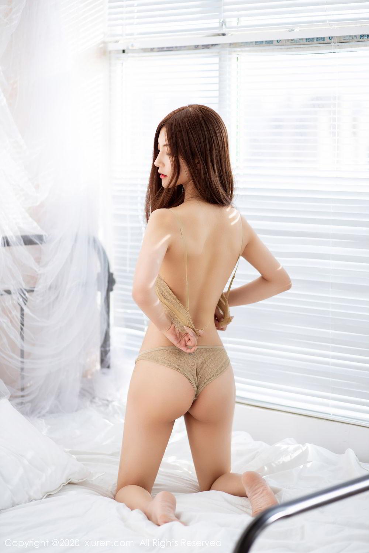 [XiuRen] Vol.2545 Lin Wen Wen 50P, Lin Wen Wen, Underwear, Xiuren