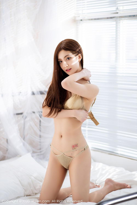 [XiuRen] Vol.2545 Lin Wen Wen 51P, Lin Wen Wen, Underwear, Xiuren
