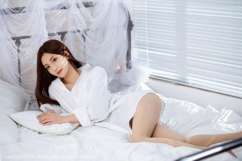 [XiuRen] Vol.2545 Lin Wen Wen 6P, Lin Wen Wen, Underwear, Xiuren