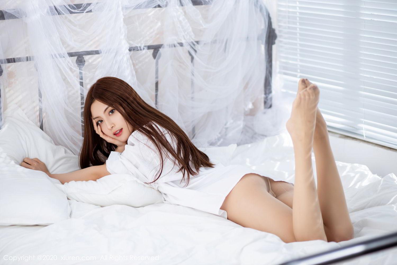 [XiuRen] Vol.2545 Lin Wen Wen 7P, Lin Wen Wen, Underwear, Xiuren