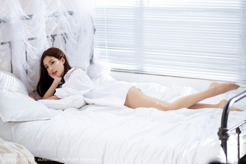 [XiuRen] Vol.2545 Lin Wen Wen 8P, Lin Wen Wen, Underwear, Xiuren