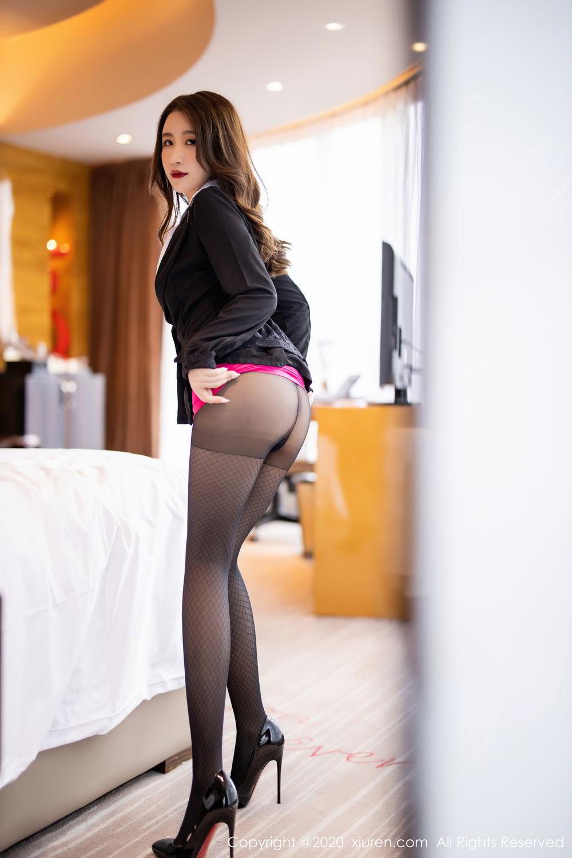 [XiuRen] Vol.2553 Fei Yue Ying 29P, Big Booty, Tall, Uniform, Xie Zhi Xin, Xiuren