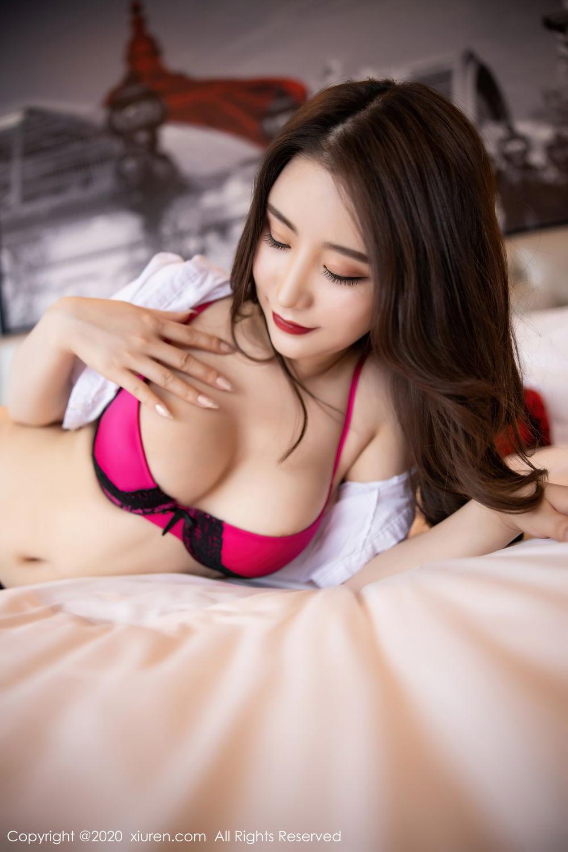 [XiuRen] Vol.2553 Fei Yue Ying 74P, Big Booty, Tall, Uniform, Xie Zhi Xin, Xiuren