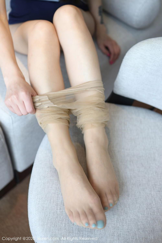 [XiuRen] Vol.2555 She Bei La 36P, She Bei La, Underwear, Uniform, Xiuren